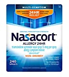 Nasacort Nasal Spray, 16.9 ml (2 Bottles)
