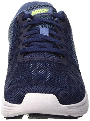 Fog Volt Running Uomo white Blu 3 obsidian Nike Scarpe ocean Revolution UqP8Wf