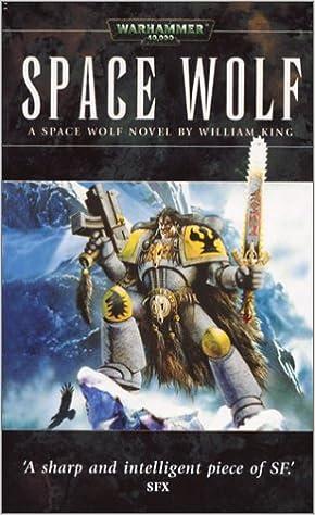 Book Space Wolf (Warhammer 40, 000: Space Wolf)