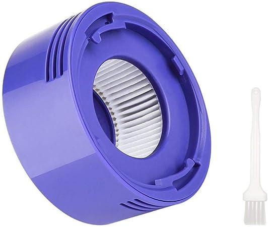 Sweet D Filtro Trasero de Repuestos para Dyson V7 V8 Post Motor Hepa Filter de Recambios para # DY-96566101 DY-96747801, Aspirador Accesorios: Amazon.es: Hogar