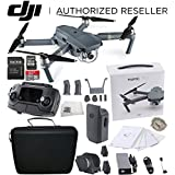 DJI Mavic Pro Collapsible Quadcopter Starters Travel Bundle
