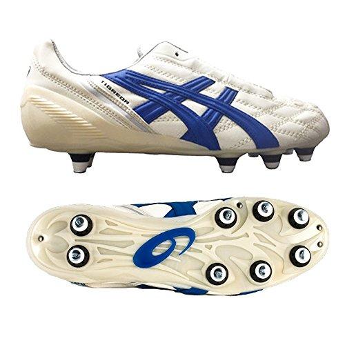 Asics Tigreor It, Zapatillas de Fútbol para Hombre turquesa