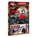 Maneater Series Triple Feature: Croc / Sea Beast / Shark Swarm by RHI Entertainment