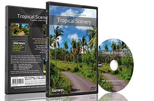 Fitness Journeys Tropical treadmill workouts product image