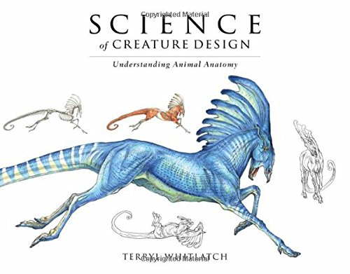 science of creature design understanding animal anatomy amazoncouk terryl whitlatch gilbert banducci 9781624650291 books - Animal Anatomy Coloring Book