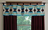 Carstens Southwest Harvest Printed Quilt Valance Window Treatment