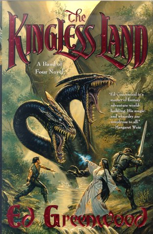 The Kingless Land (Band of Four)