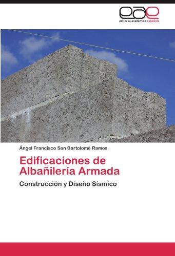 Descargar Libro Edificaciones De Albañilería Armada San Bartolomé Ramos Ángel Francisco
