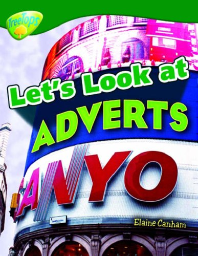 Download Oxford Reading Tree: Level 12: Treetops Non-Fiction: Let's Look at Adverts pdf epub