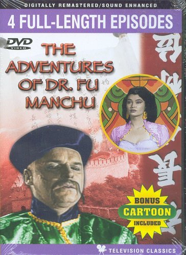 The Adventures of Dr. Fu Manchu, 4 Full-Length Episodes -