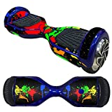 FBSport Board Hover Board Hover Skins Decal,Protective Vinyl Skin Stickers Wrap for 6.5 inches Self Balancing Board HoverScooter Leray Sogo Glyro Swagway X1 Decals Cover( Paint )