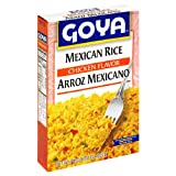 Goya Mexican Rice Mix, 8-Ounce Boxes (Pack of 24)