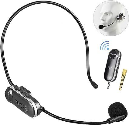micro casque sans fil conférence