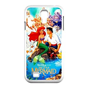 samsung s4 9500 phone case White Little Mermaid DFG8442621