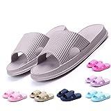 Non-Slip Shower Slippers Mule Soft Foams Sole Pool Shoes Unisex Adult Sandals Bathroom Slipper