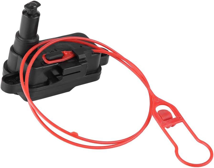 Fuel Flap Release Lock,Car Fuel Flap Door Release Lock for A3 A6 A7 Q3 Q7 4L0862153D
