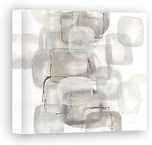 Impresión sobre Lienzo Wall Art Paschke Chris Neutral Stacking I ...