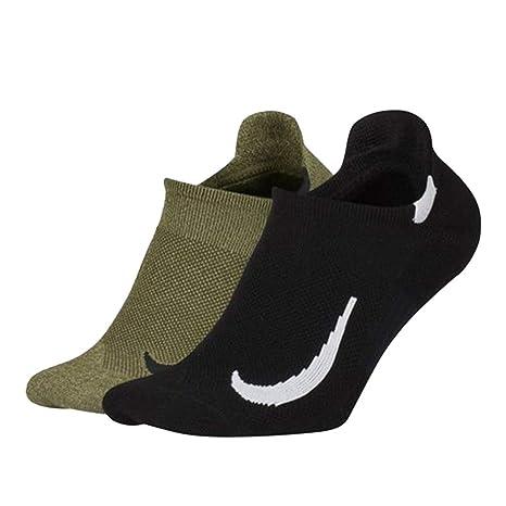 Nike U Nk Mltplier CRW 2pr Socks Unisex Adulto
