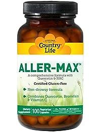 Aller-Max, Vegetarian Capsules, 100-Count