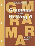 Saxon Grammar and Writing, Steck-Vaughn Staff, 1419098373