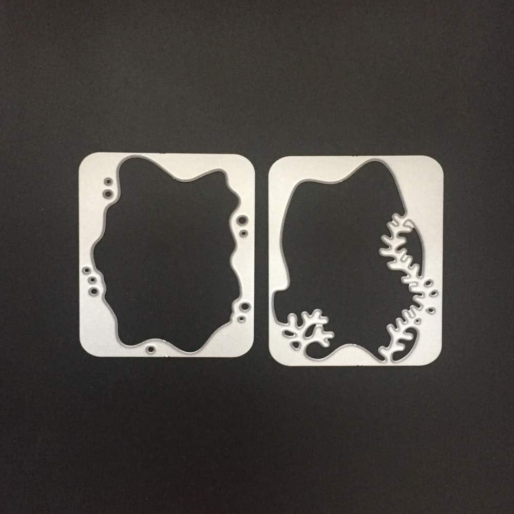 Love Heart Cutting Dies Metal Embossing Stencil For Scrapbooking DIY Album Paper Card Art Craft Decor Gemini/_mall/® Cutting Dies Lace Heart