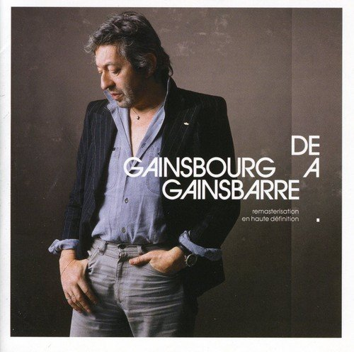 Serge Gainsbourg - Discographie (16 Albums) [1958-1987]