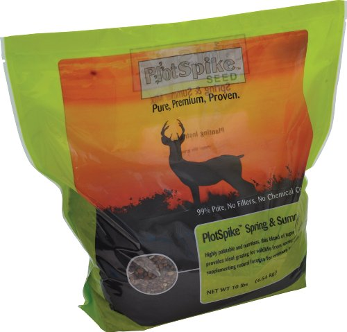 PlotSpike Spring and Summer Mix Seed, (Turkey Mix)