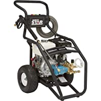 NorthStar Gas Cold Water Pressure Washer - 4000 PSI, 3.5 GPM, Honda Engine, Model# 15782020
