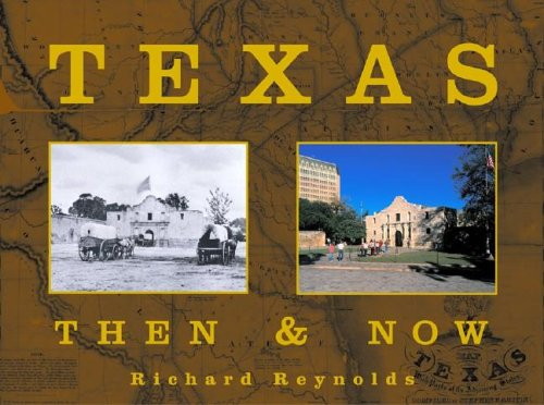 Texas (Then & Now (Patrick Roy Photograph)