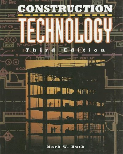 Construction Technology, Student Text