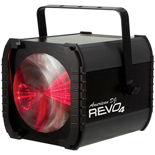 American Dj Switch - American Dj Revo 4 Wide Coverage Led Effect Light Sound Active