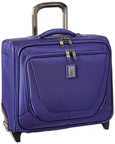 Travelpro Crew 11 16'' Rolling Tote Suitcase, Indigo by Travelpro