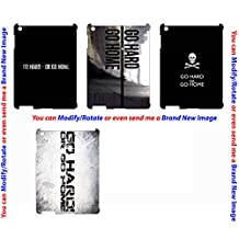 Apple Ipad 2nd 3rd 4th Air Air2 Ipad Mini custom case cover Go Hard Go Home Gym Lift Weight Workout Strong