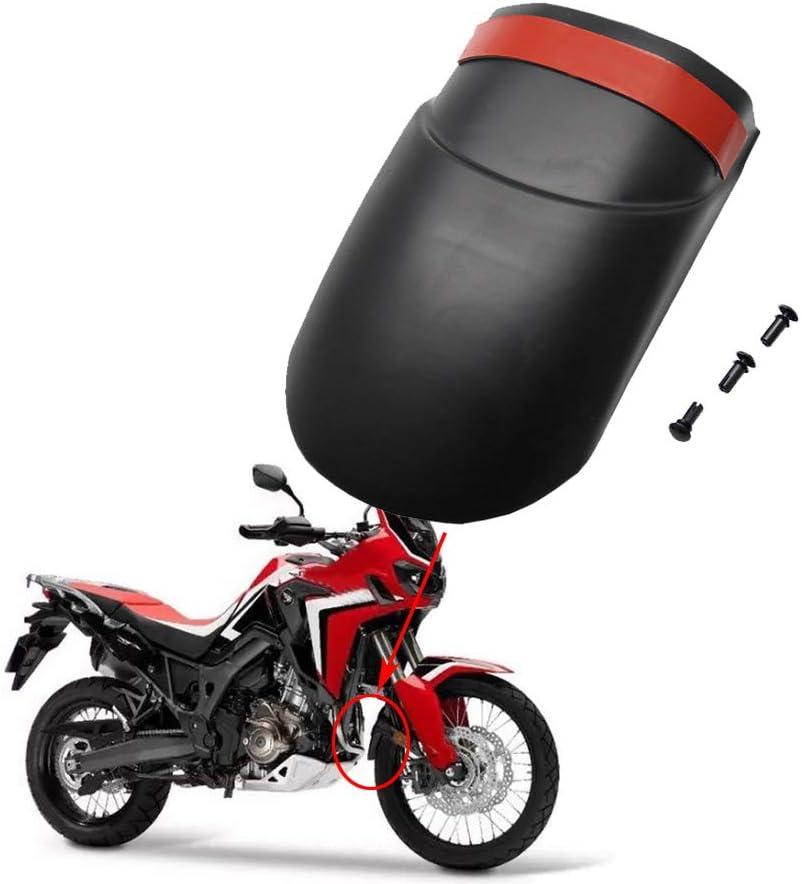 KKmoon Garde-boue avant pour moto Honda CRF1000L