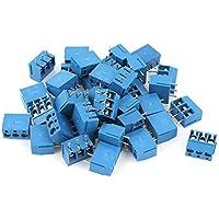 DealMux a14120100ux0375 38 Parte 3Way 3 Pólos PCB