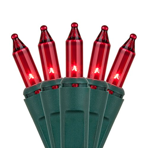 Red And Green Outdoor Lights - 4