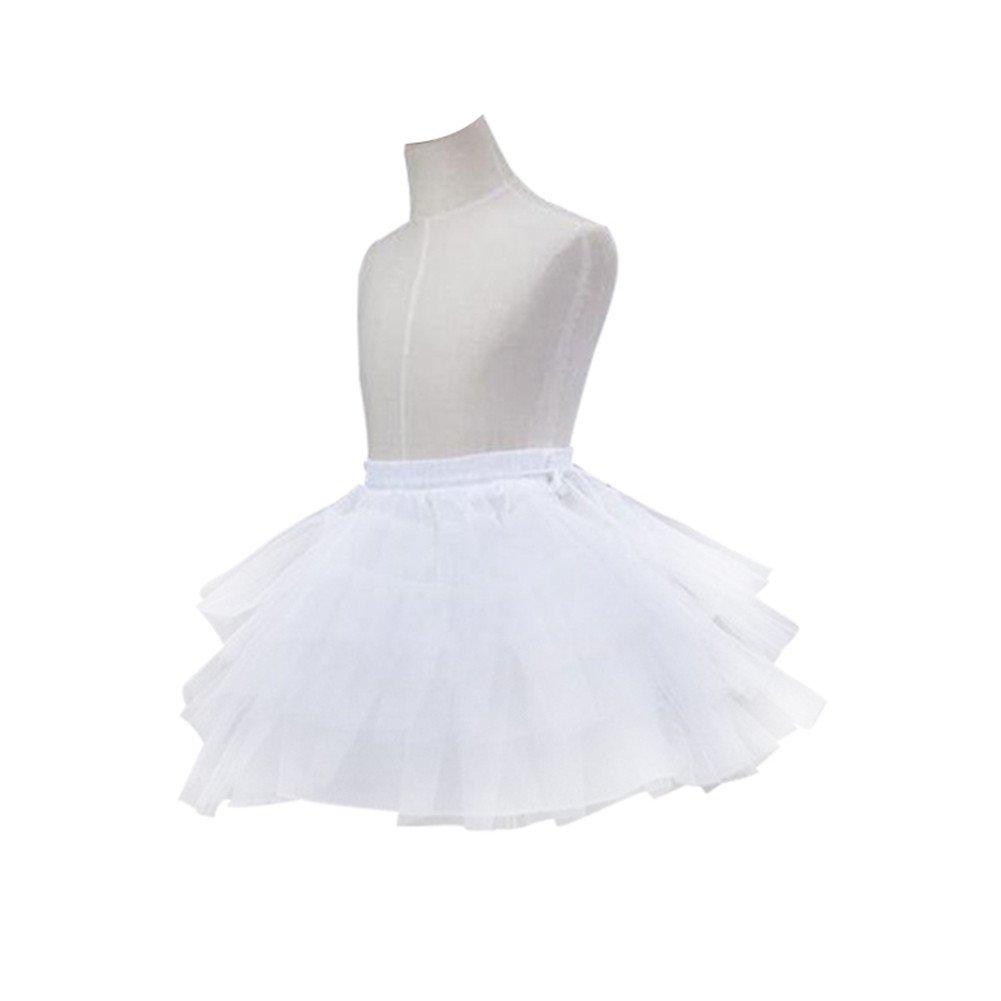 Mud Kingdom Girls Petticoat Ball Gown No Hoop SQ0281HE90