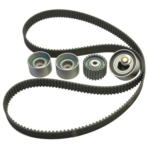 ACDelco TCK277 Professional Timing Belt Kit with Tensioner and 3 Idler Pulleys TCK277-ACD