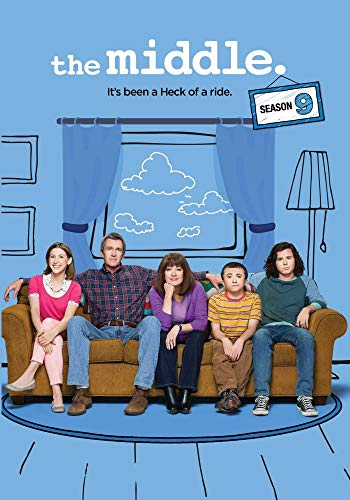 Ninth Season Dvd - Middle, The: The Complete Ninth Season