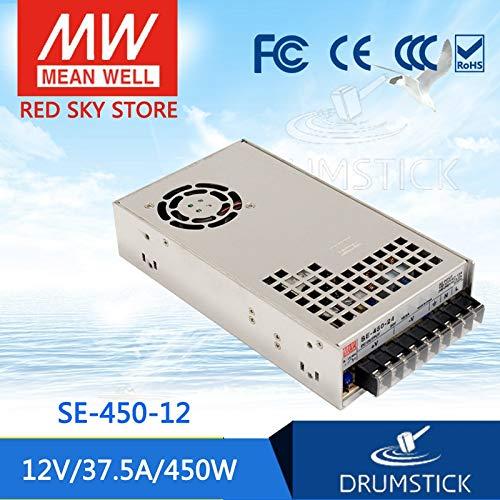 SE-450-12 12V 37.5A SE-450 450W Single Output Power Supply Utini Only 11.11 2Pcs