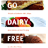 Go Dairy Free - The Guide and Cookbook for Milk Allergies, Lactose Intolerance, and Casein-Free Living