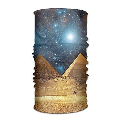 47eb4a101d Multifunctional Headwear Pyramids Egypt Orion Head Wrap Elastic Turban  Sport Headband Outdoor Sweatband