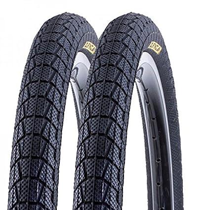 "2 SCHLÄUCHE 2 x Kenda Fahrrad BMX Reifen K907 Krackpot PINK 20x1.95 20/"" Zoll"