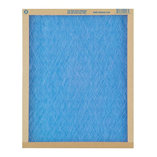 "True Blue 12 Pack Furnace Air Filter 20"" X 25 X 1"""