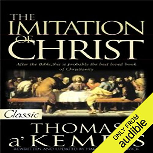 The Imitation of Christ Audiobook [Free Download by Trial] thumbnail