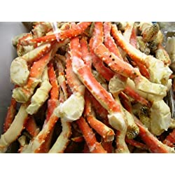 King Crab Legs Wild Caught Frozen 5 lb.