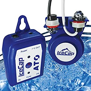 IceCap Dual Optical ATO - Auto Top Off Controller 10