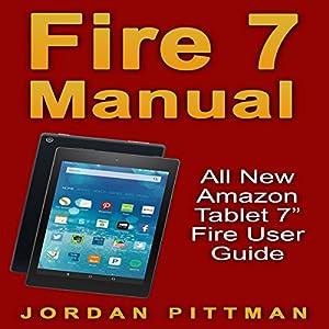 Fire 7 Manual Audiobook