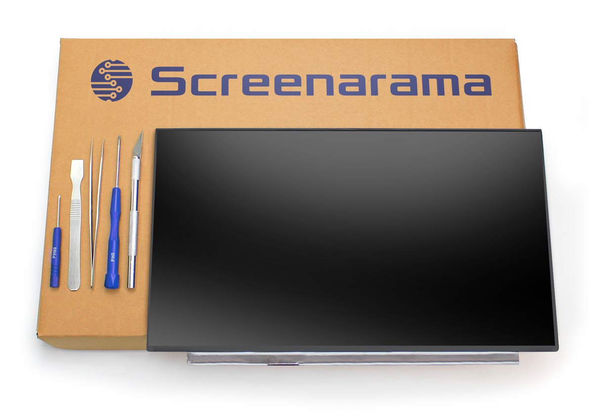 SCREENARAMA New Screen Replacement for HP Omen 15-DC0010NR, FHD 1920x1080, IPS, Matte, LCD LED Display with Tools