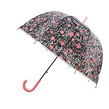 HAN-NMC PARAGUAS paraguas transparente,U